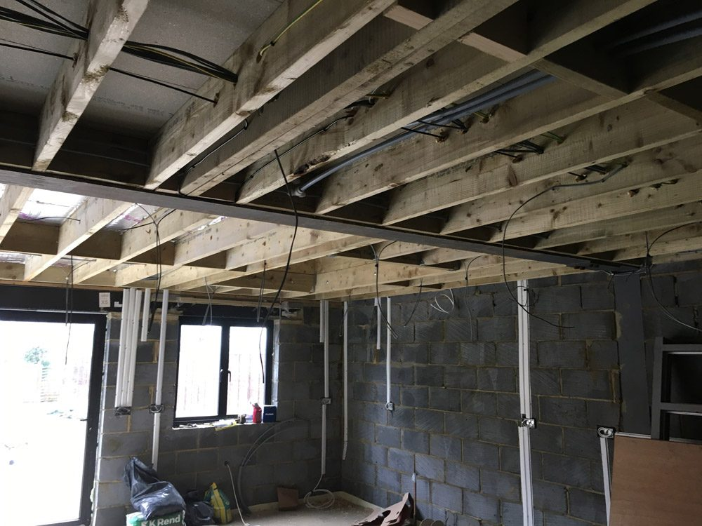 Full Electrical Installation Job in Epping | Smart Homes